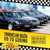 Taksi službe firme srbije