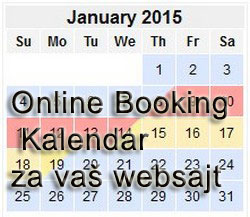 booking calendar availability